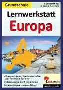 Cover-Bild zu Lernwerkstatt Europa, Grundschulausgabe (eBook) von Brandenburg, Birgit