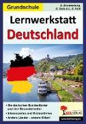 Cover-Bild zu Lernwerkstatt Deutschland (eBook) von Brandenburg, Birgit