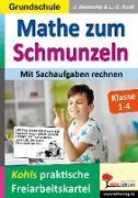 Cover-Bild zu Mathe zum Schmunzeln / Grundschule - Mit Sachaufgaben rechnen (eBook) von Kohl, Lynn-Sven