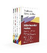 Cover-Bild zu Miteinander reden 1-4 (Faltschachtel) von Schulz von Thun, Friedemann