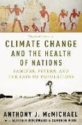 Cover-Bild zu McMichael, Anthony: Climate Change and the Health of Nations