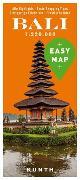 Cover-Bild zu EASY MAP Bali. 1:220'000