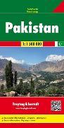 Cover-Bild zu Pakistan, Autokarte 1:1.500.000. 1:1'500'000