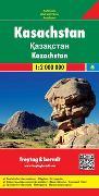 Cover-Bild zu Kasachstan. 1:2'000'000