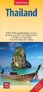 Cover-Bild zu Nelles Map Landkarte Thailand. 1:1'500'000