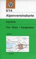 Cover-Bild zu Inylchek - Tienschan-West / Kyrgyzstan. 1:100'000