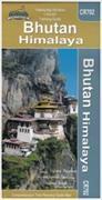 Cover-Bild zu Nepa Maps CR 702. Bhutan Himalaya. 1:400'000