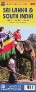 Cover-Bild zu Sri Lanka & South India. 1:450'000 / 1:2'380'000