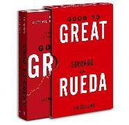 Cover-Bild zu Collins, Jim: Estuche Good to great + Girando la rueda (eBook)