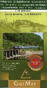 Cover-Bild zu Trans-Siberian Railway 1:12 000 000. 1:12'000'000