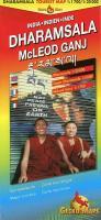 Cover-Bild zu Dharamsala / McLeod Ganj. Tourist Map