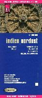 Cover-Bild zu Indien, Nordost 1 : 1.300.000. 1:1'300'000
