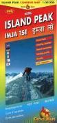 Cover-Bild zu Island Peak / Imja Tse Climbing Map. 1:20'000