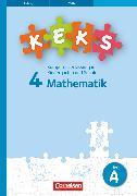 Cover-Bild zu KEKS, Kompetenzerfassung in Kindergarten und Schule, Mathematik, 4. Schuljahr, KEKS 4, 15 Testhefte A von Hildenbrand, Claudia