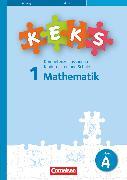 Cover-Bild zu KEKS, Kompetenzerfassung in Kindergarten und Schule, Mathematik, 1. Schuljahr, KEKS 1, 15 Testhefte A von Hildenbrand, Claudia