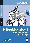 Cover-Bild zu Bußgeldkatalog 3 (eBook) von Jaglarz, Barbara
