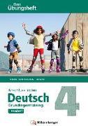 Cover-Bild zu Anschluss finden / Deutsch 4 - Das Übungsheft - Grundlagentraining: Leseheft von Kresse, Tina