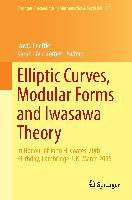Cover-Bild zu Elliptic Curves, Modular Forms and Iwasawa Theory von Loeffler, David (Hrsg.)