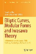 Cover-Bild zu Elliptic Curves, Modular Forms and Iwasawa Theory (eBook) von Zerbes, Sarah Livia (Hrsg.)