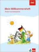 Cover-Bild zu Mein Willkommensheft. DaZ - Deutsch als Zweitsprache (5er Paket) von Wanitschka, Sabine