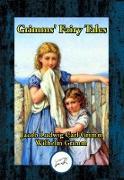 Cover-Bild zu Grimm, Jacob Ludwig Carl: Grimms' Fairy Tales (eBook)