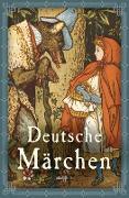 Cover-Bild zu Grimm, Jacob und Wilhelm: Deutsche Märchen (eBook)