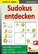 Cover-Bild zu Sudokus entdecken (eBook) von Wehren, Bernd
