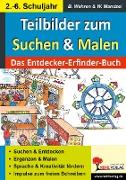 Cover-Bild zu Teilbilder zum Suchen & Malen (eBook) von Wehren, Bernd