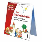 Cover-Bild zu Zeichen der Liebe - Der Familienkalender von Beck, Annegret