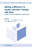 Cover-Bild zu Making a Difference in Teacher Education Through Self-Study: Studies of Personal, Professional and Program Renewal von Kosnik, Clare (Hrsg.)