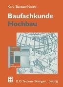 Cover-Bild zu Baufachkunde von Bastian, K.