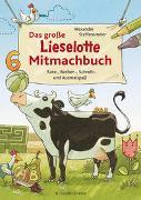 Cover-Bild zu Steffensmeier, Alexander: Das große Lieselotte Mitmachbuch