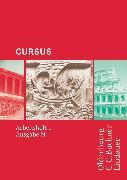 Cover-Bild zu Cursus, Ausgabe N, Latein als 2. Fremdsprache, Arbeitsheft 1 von Boberg, Britta
