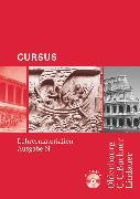 Cover-Bild zu Cursus, Ausgabe N, Latein als 2. Fremdsprache, Lehrermaterialien mit CD-ROM von Boberg, Britta
