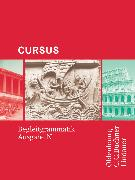 Cover-Bild zu Cursus, Ausgabe N, Latein als 2. Fremdsprache, Begleitgrammatik von Boberg, Britta