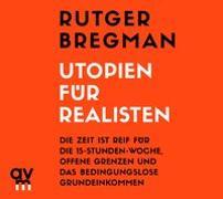 Cover-Bild zu Utopien für Realisten von Bregman, Rutger