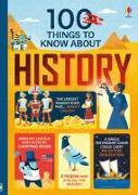 Cover-Bild zu Mariani, Federico (Illustr.): 100 things to know about History