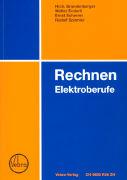 Cover-Bild zu Rechnen Elektroberufe von Brandenberger, Heinrich