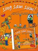 Cover-Bild zu sing sam sum! Buch + CD von Jakobi-Murer, Stephanie