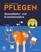 Cover-Bild zu Keller, Christine: PFLEGEN Gesundheits- und Krankheitslehre + E-Book