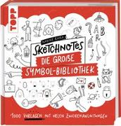 Cover-Bild zu Sketchnotes. Die große Symbol-Bibliothek. SPIEGEL Bestseller von Roßa, Nadine
