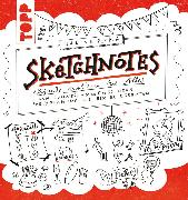 Cover-Bild zu Sketchnotes (eBook) von Roßa, Nadine