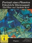 Cover-Bild zu Portrait eines Planeten - Friedrich Dürrenmatt von Kerr Dürrenmatt, Charlotte