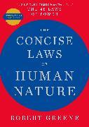 Cover-Bild zu The Concise Laws of Human Nature von Greene, Robert