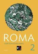 Cover-Bild zu Roma A Wortschatztraining 2 von John, Anika