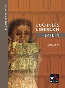 Cover-Bild zu Bamberger Bibliothek 1 Buchners Lesebuch Latein A 1 von Helling, Katrin