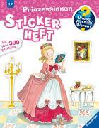 Cover-Bild zu Wieso? Weshalb? Warum? Stickerheft: Prinzessinnen von Walter, Naeko (Illustr.)