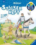 Cover-Bild zu Wieso? Weshalb? Warum? Stickerheft: Ritter von Richter, Stefan (Illustr.)