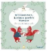 Cover-Bild zu Fritsch, Marlene: Willkommen, kleines großes Wunder