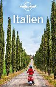 Cover-Bild zu Lonely Planet Reiseführer Italien von Bonetto, Cristian